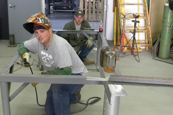 pipefitting apprentice