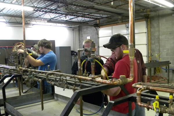 Plumbing Training Areas Ppatks